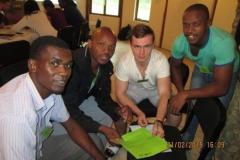 phoca_thumb_l_Green team conquering this exercise