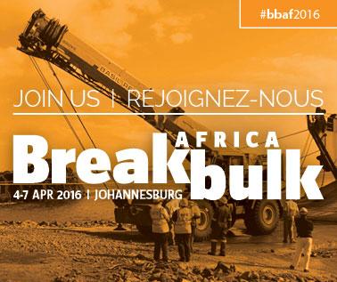 Breakbulk Africa 2016
