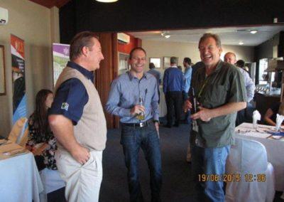 Dean Fraser FICS, Gerard Loubser MICS, Tony Norton FICS (Committee Members)