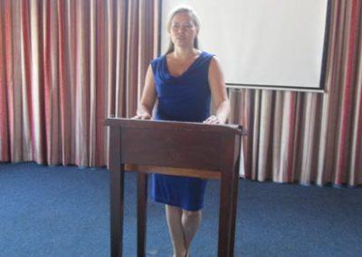 ICS Chairman Natasha Vaughan FICS