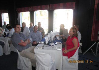 ICS SA Committee Members & Mitchell Brooke