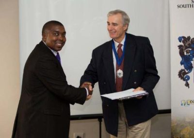 Ian Hlongwane and Richard-Brook-hart FICS, Alpha Shipping