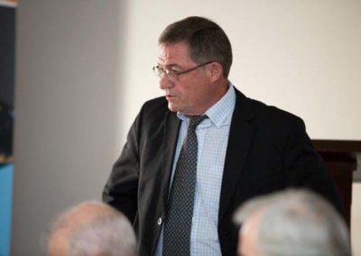 Mr Tim Hastie FICS, Vice Chairman ICS SA Branch