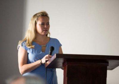 Natasha Vaughan Chairman ICS SA Branch