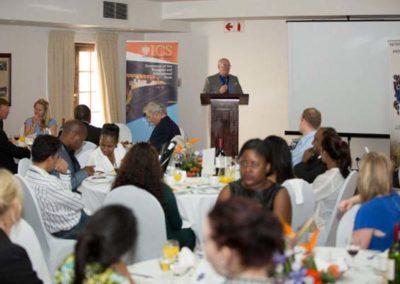 Thank you to Mr Bruce Ogilvy FICS, our esteemed Guest Speaker